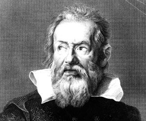 Galileo Galilei, in Chronica