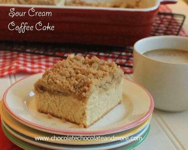 Strawberry-Sour Cream Coffee Cake Recipes — Dishmaps