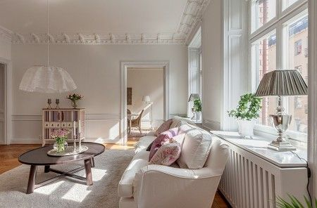 Like a Princess by Kuka: ESTILO CLASICO PERO ACTUAL: Interiors Inspiration, Cozy Room, Beautiful Apartments, Room Inspiration, Beautiful Living, Stockholm Sweden, Interiors Design, Living Room, Decor Inspiration