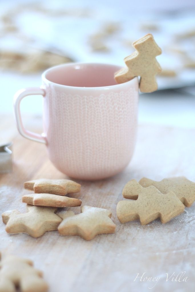 Iittala Sarjaton mug, Christmas cookie