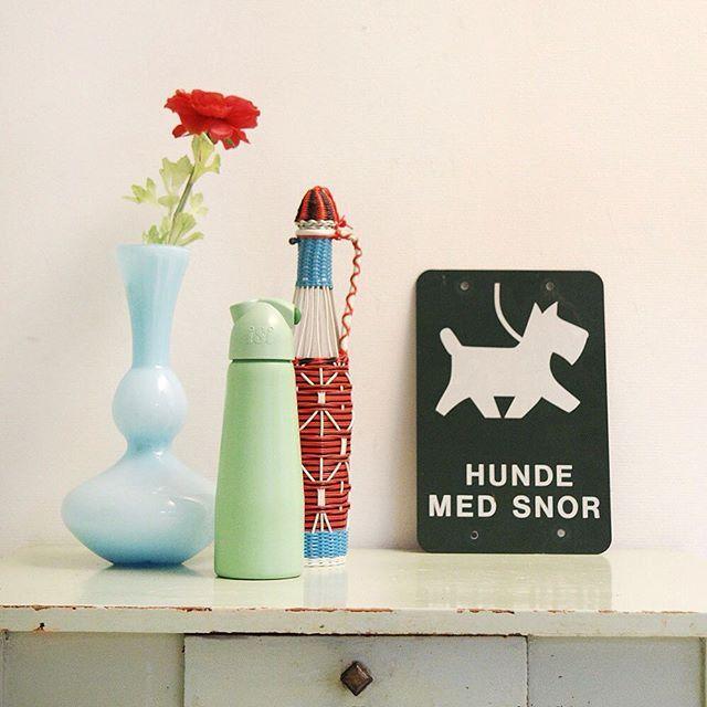 Nog even de hond uitlaten en dan weer aan het werk! 🐶 #hundemedsnor #hondaandelijn