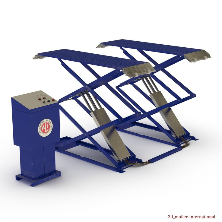 3d model of Automotive Scissor Lift Rigged  http://www.turbosquid.com/3d-models/automotive-scissor-lift-rigged-3d-max/961236?referral=3d_molier-International