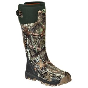LaCrosse AlphaBurly Pro Hunting Boots for Men - Mossy Oak Break-Up Country - 13M