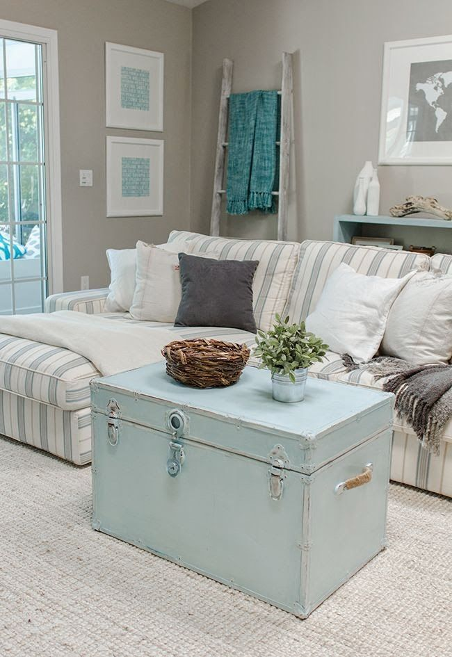 Shabby in love: Turquoise Home Decor                                                                                                                                                     More
