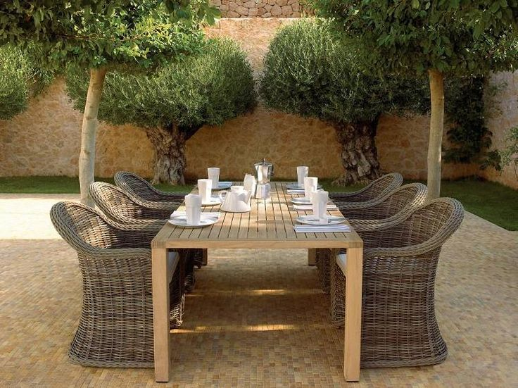 24 best Gloster Outdoor Furniture images on Pinterest | Outdoor ...