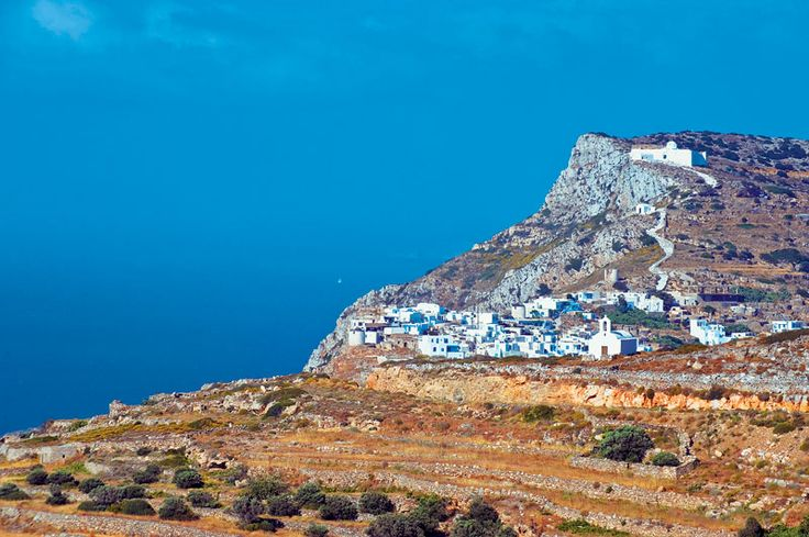Sikinos island, Greece - selected by www.oiamansion.com