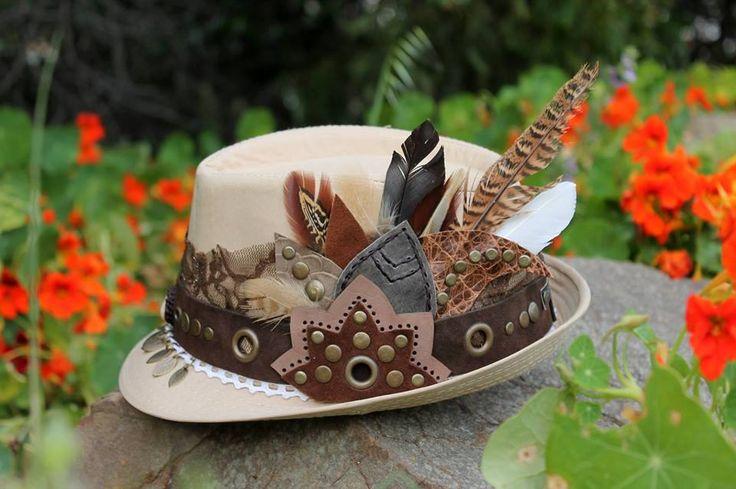 Boho chic ~ Bohemian ~ Photoshoot ~ boho hats ~ fedora hats ~ photography ~ fashion ~ boho outfits ~ gypsy ~ folk ~ feathers ~ feathers hat ~ festival style ~ summer  www.facebook.com/ISARTDESIGNS www.isartdesign.wix.com/isartdesign