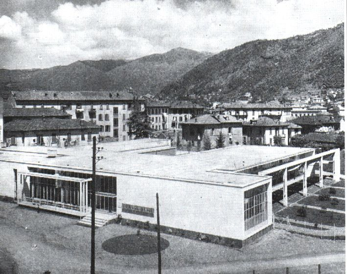 Terragni : Asilo Sant'elia