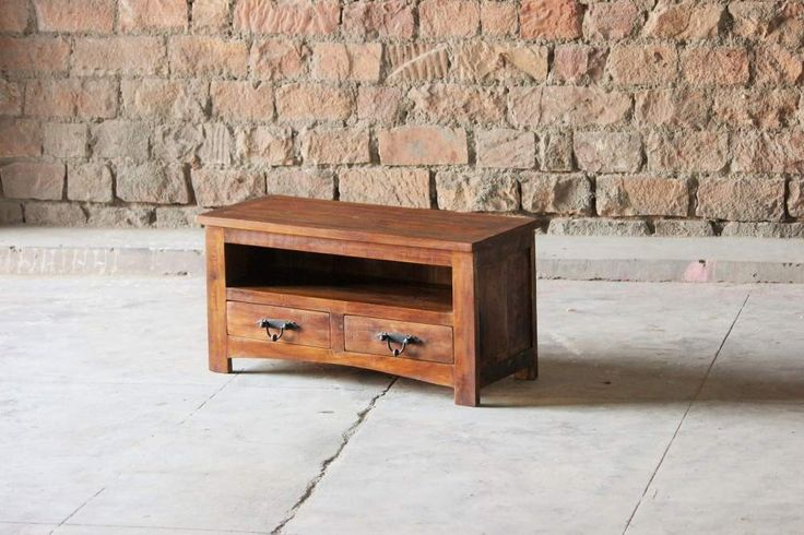 Rustica Upcycled Small TV Unit