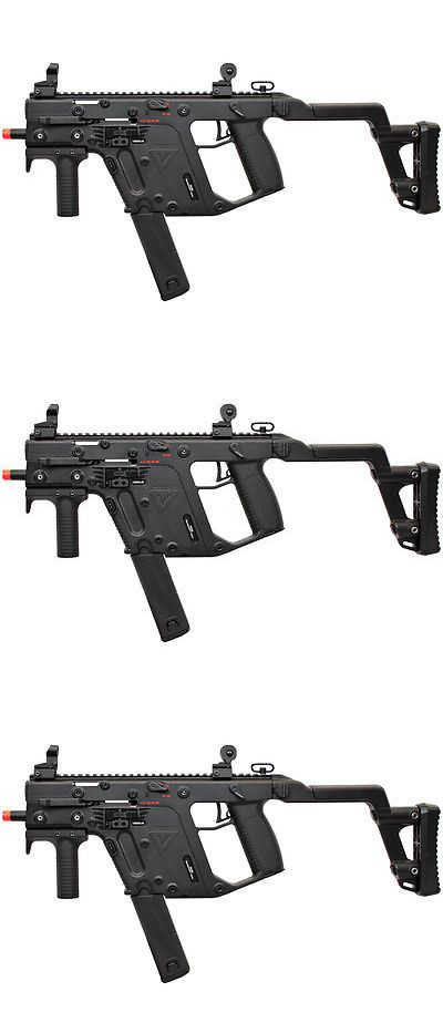 Rifle 160922: Kwa Licensed Kriss Vector Gas Blow Back Airsoft Sub Machine Gun Only 2 Pcs Left! -> BUY IT NOW ONLY: $1199.99 on eBay!