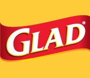 """Check out Glad products """"Glad to Give"""" Line and purchase their items labled Glad to Give to donate to Cookies for Kids Cancer"""
