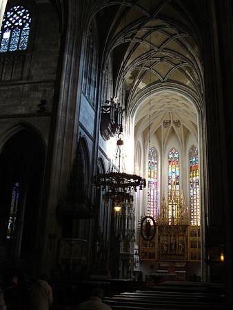 Gothic, St. Elisabeth cathedral -Kosice