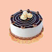 Черный принц торт варенье