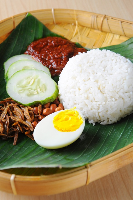 Nasi Lemak  is part of our Malaysian Street Food Menu and is one of our favourites! Why not get some to takeaway as you enjoy the Commonwealth Games?