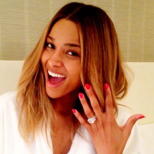 ciara engagement ring - Google Search