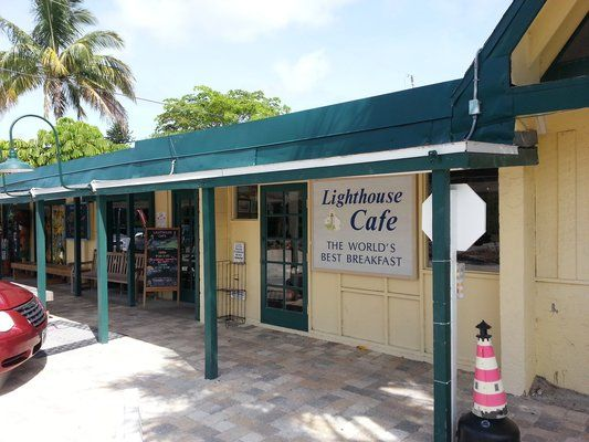 Lighthouse Cafe, Sanibel Island. Always a wait! I'm never there for high season, so they usually close before I can get my butt out of bed for breakfast. But their jam is amazing!!!!