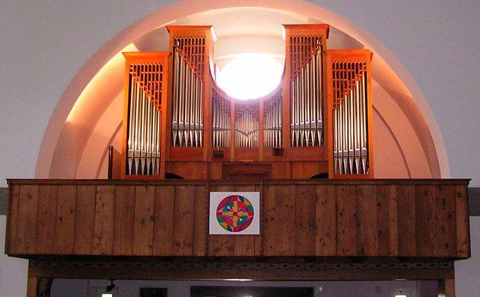 Davos, Hl. Herz Jesu – Organ index, die freie Orgeldatenbank