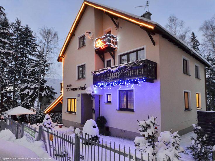 Willa Zimorodek zachęca m.in.: bliskością wyciągów narciarskich, szlaków, aquaparku. Szczegóły oferty: http://www.nocowanie.pl/noclegi/karpacz/pensjonaty/140628/ #europe