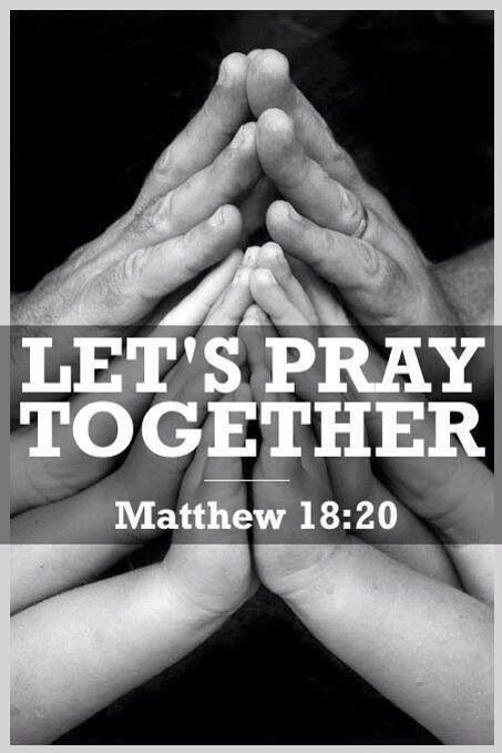 Matthew 18:20❤️❤️