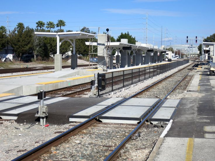 the Bungalower area SunRail stations.