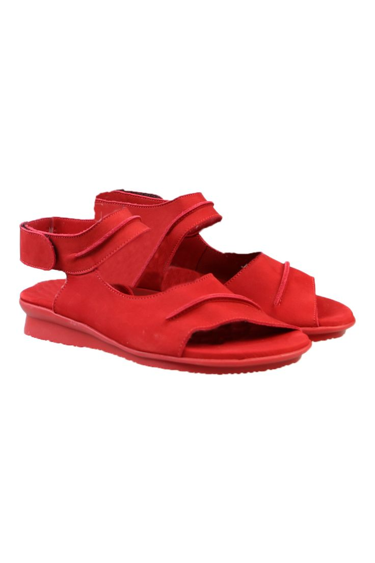 Arche - Aureno Sandal By Arche In Red