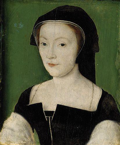 Marie de Guise, Queen of Scotland, Mother of Mary Queen of Scots // Corneille de Lyon // circa 1537