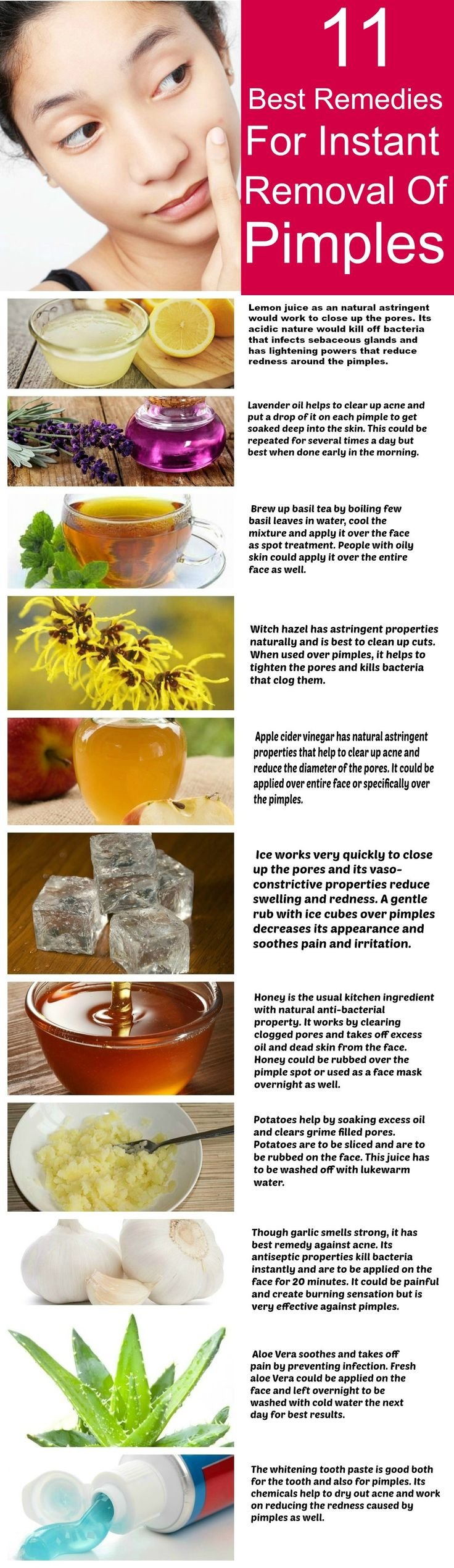 how to keep skin clear of pimples
