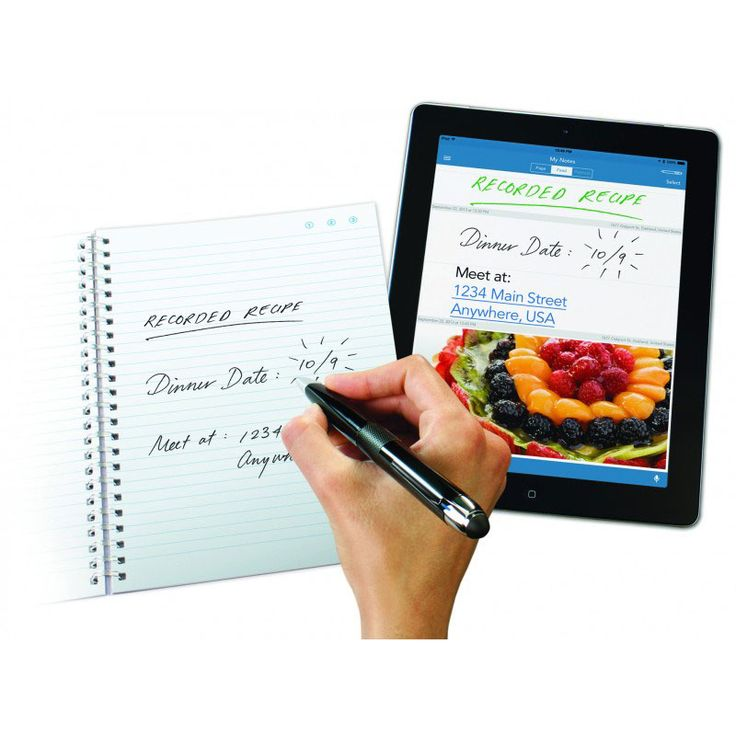 Livescribe Smartpen 3, su Apple Store la penna che trasforma la scrittura in testo digitale su iOS