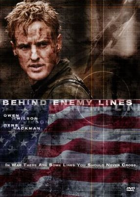 Behind Enemy Lines poster | War Movie Posters | Movie posters, Film
