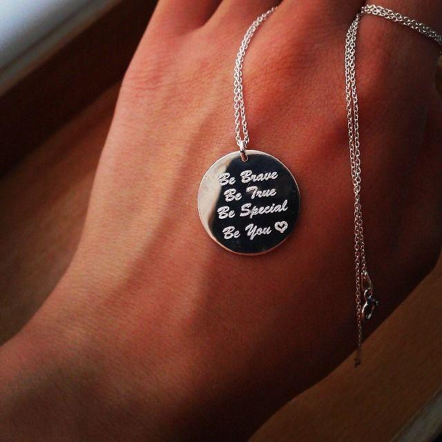 Cu totii avem un motto dupa care ne ghidam in viata! Noi l-am inscriptionat pe al nostru, al tau care este? http://goo.gl/WjuBKX
