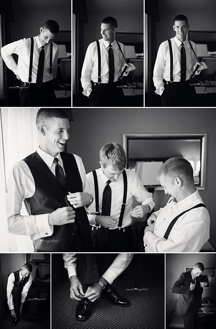 Groom Preparation Photos | Getting Ready Photos | Wedding Photography