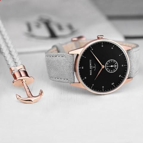 3  Signature Line Uhr & PHREP Ankerarmband von Paul Hewitt (www.paul-hewitt.com), Wert: 280 EUR