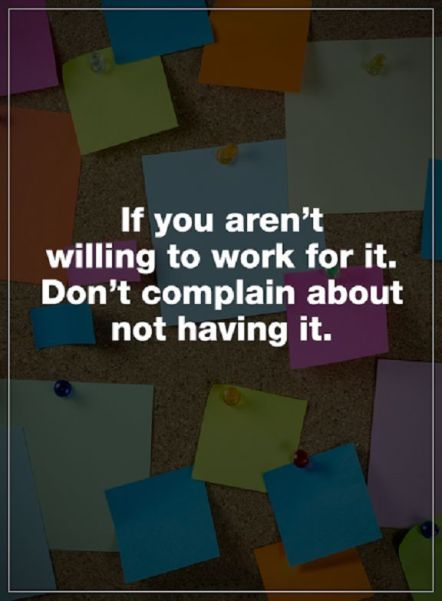 Inspirational Quotes about life Positive Sayings Don't Complain