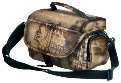 FOXPRO Camo Carry Case for Portable Digital Game Calls