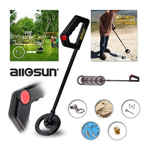 Special Offers - all-sun Junior Metal Detector Beach Yard Junior Ground Metal Detector High Sensitive Treasure Hunter Gold Digger For Sale - In stock & Free Shipping. You can save more money! Check It (January 27 2017 at 03:37AM) >> https://pressurewasherusa.net/all-sun-junior-metal-detector-beach-yard-junior-ground-metal-detector-high-sensitive-treasure-hunter-gold-digger-for-sale/
