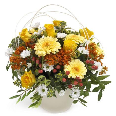 Blendende blomster - Forus - Maren's Blomster