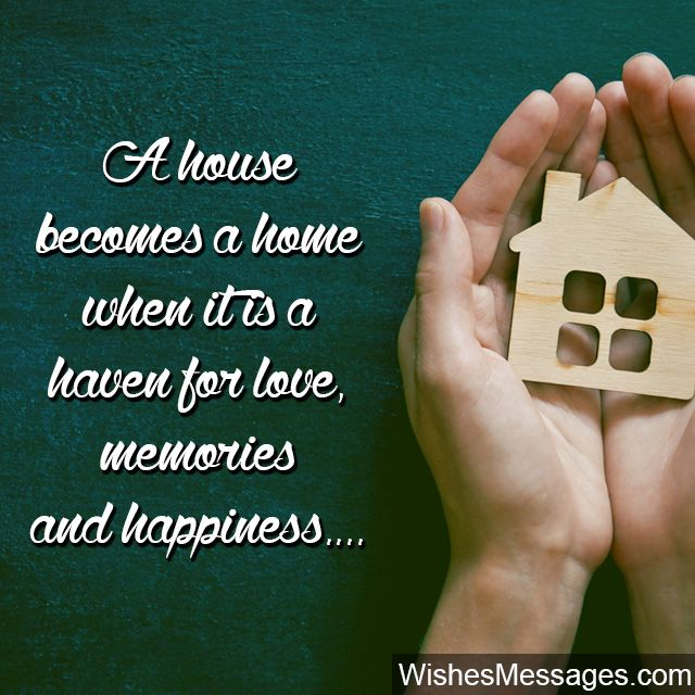 New Home Wishes And Messages Congratulations For Buying A New House Home Quotes And Sayings New Home Wishes New Home Quotes