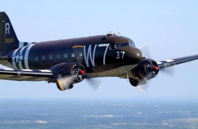 allied aircraft d-day