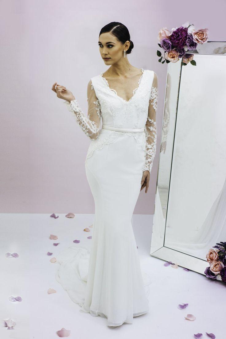 Trish Peng Eternity Gown www.trishpeng.com