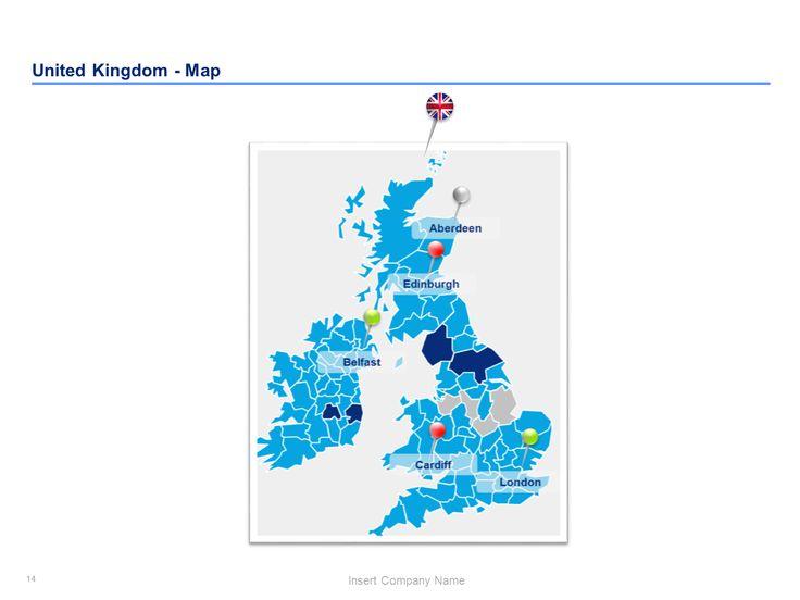 15 best editable uk maps in powerpoint slidebookscom