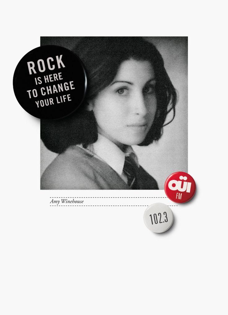 Amy Winehouse, qui s'est largement émancipée depuis cette séance photo
