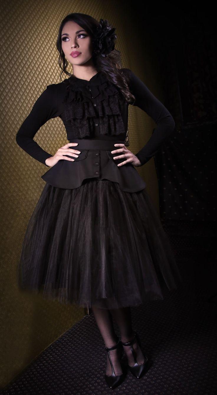 Bella Señora Tulle Skirt