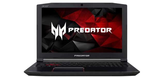 Acer Predator Helios 300 G3-572 Notebook Core i5 7th Gen (8 GB/ 1 TB HDD/ 128 GB SSD/ Windows 10 Home/ 4 GB Graphics/ 15.6 inch/ Black) #G3-572 #Predator #Predator_Helios