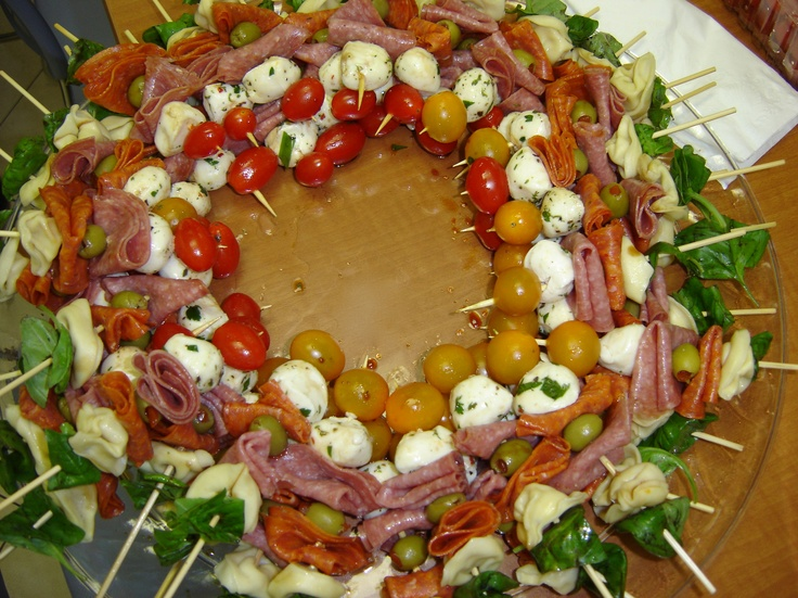 Get Antipasto Skewers The Perfect Easy Party Appetizer
