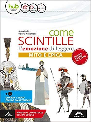 COME SCINTILLE Volume 1 + Mito e Epica - Libro AID
