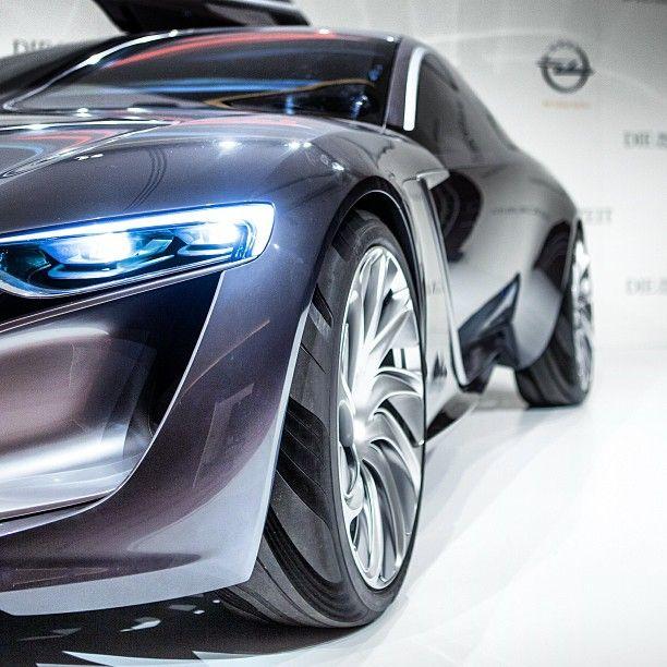 This is Opel tomorrow #Opel #Monza Concept #IAA