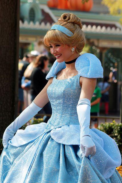 Cinderella is very beautiful @Ania price