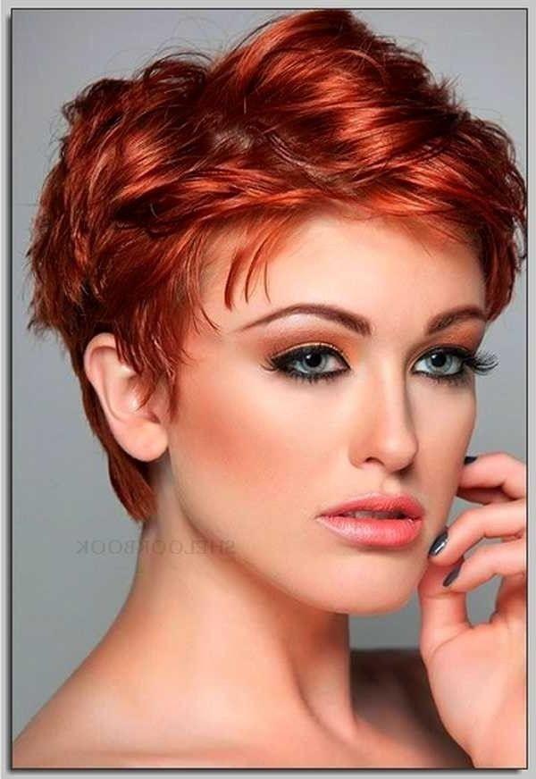 Ideen Für Kurze Frisuren Für Ovales Gesicht Dickes Haar Für Einige
