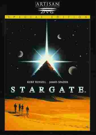 Stargate..a favorite. Thereafter, I became addicted to the series Stargate Universe and SG Atlantis TV series  :))