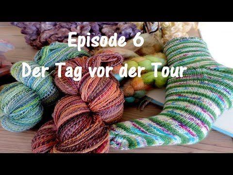Ganz einfach Socken stricken - Die Quicky Socke - Kreativ mit täschwerk - YouTube